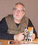 Uwe Jordan zu  Lesungen beim Hoyerwerdaer Kunstverein