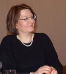 Eleonora Hummel liest beim Hoyerswerdaer Kunstverein