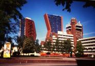 Stadtsilhouette Klaipeda