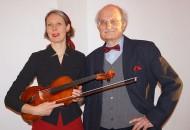 Waltraut Elvers und Detlef Seydel
