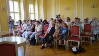 Eröffnungsveranstaltung zum Reimann-Wettbewerb im Schloss Hoyerswerda an 19.06.2013