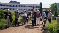 Eine Rose für die Dichter der Stadt Hoyerswerda 2018