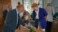 Lesungen und Gespräche mit Peter Stosiek haben beim Hoyerswerdaer Kunstverein eine lange Tradition. 2018