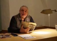 Uwe Jordan liest