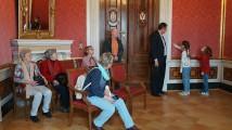 Führung durch das Schloss Albrechtsberg