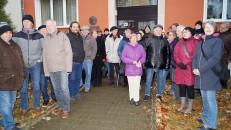 Reimann-Spaziergang mit Gästen aus Berlin im Dezember 2018