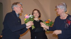 Dank an die Eleonora Hummel (Mitte) und Mirko Schwanitz