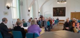 Regelmäßige Lesungen des Hoyerswerdaer Kunstvereins, hier eine Matinee aus dem Jahr 2015