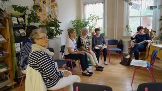 Tag des offenen Hofes auf der Kinder- und Jugendfarm Hoyerswerda mit Lesungen vom Hoyerswerdaer Kunstverein