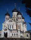 Alexander-Newski-Kathedrale in Tallin