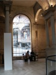 """Ausstellung """"Von Monet bis Mondrian"""", 150 Kunstwerke aus Dresdener Privatsammlungen,  die in alle Welt verstreut sind. Das Bild der Tänzerin Rigardo war mit einer Größe von 180 * 229  cm der Blickfang der Ausstellung. 2006 besuchten Mitglieder des Hoyerswerdaer Kunstvereins diese Ausstellung im Palais Brühlsche Terrasse gemeinsam mit Freunden aus Rotterdam"""