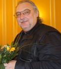 Uwe Jordan beim Hoyerswerdaer Kunstverein 2014