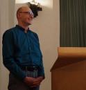 Andreas Pallmer spricht beim Hoyerswerdaer Kunstverein über Gottfried Wilhelm Leibniz
