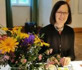 Róža Domašcyna liest 2021 beim Hoyerswerdaer Kunstverein