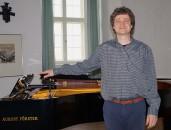 "Christian F.P. Kram beim Konzert ""Fernweh V"" in Hoyerswerda"
