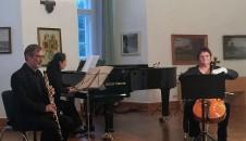 Konzert beim Hoyerswerdaer Kunstverein mit dem Sächsischen Musikbund