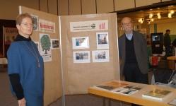 Hoyerswerdaer Kunstverein beim Markt der Möglichkeiten im Januar 2020